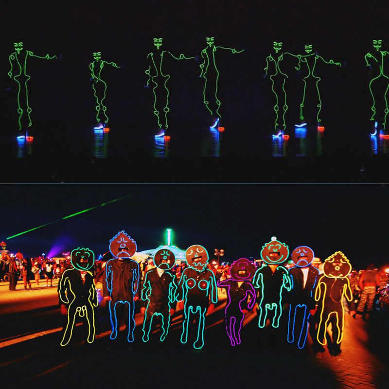 3 M/5 M Fleksibel Neon Light Glow El Kawat Tali Pita Strip LED Lampu Neon Sepatu Pakaian mobil Dekorasi Tahan Air LED Strip Lampu