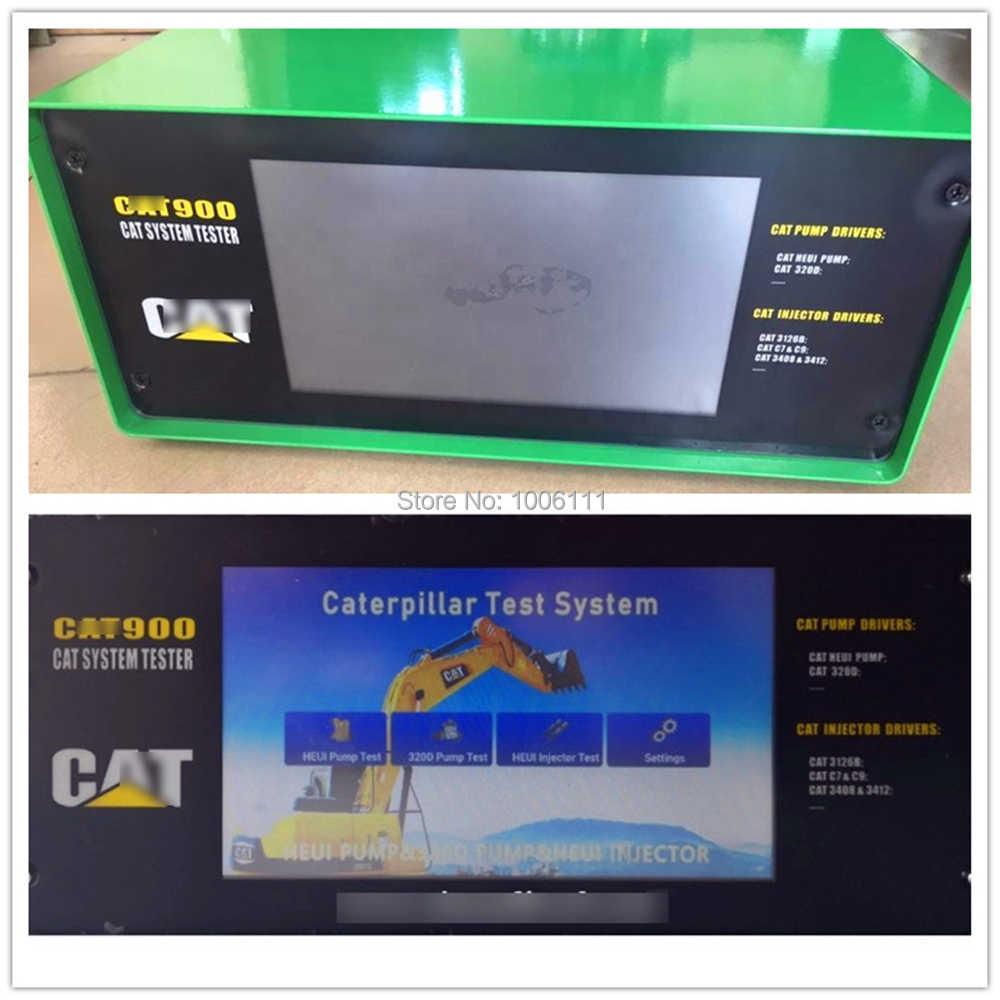 hight resolution of am ct900 c7c9 320d 3126 3406 eui heui diesel pump injector tester