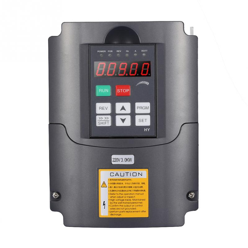 220v 3kw Single Phase Inverter Output 3 Phase Frequency