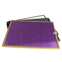 00427 Activated Carbon HEPA Filter Set Easy to install for Air Purifier Air Filter