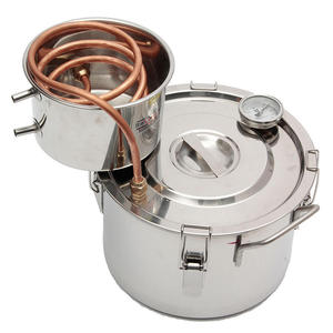 2GAL 8L Stainless Steel Copper