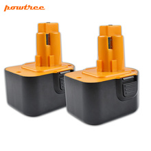 Powtree 12V 2000mAh PS130 for Black&Decker power tool battery ,A9252,A-9252,A9275,A-9275,PS130,PS130A,A9266 L10