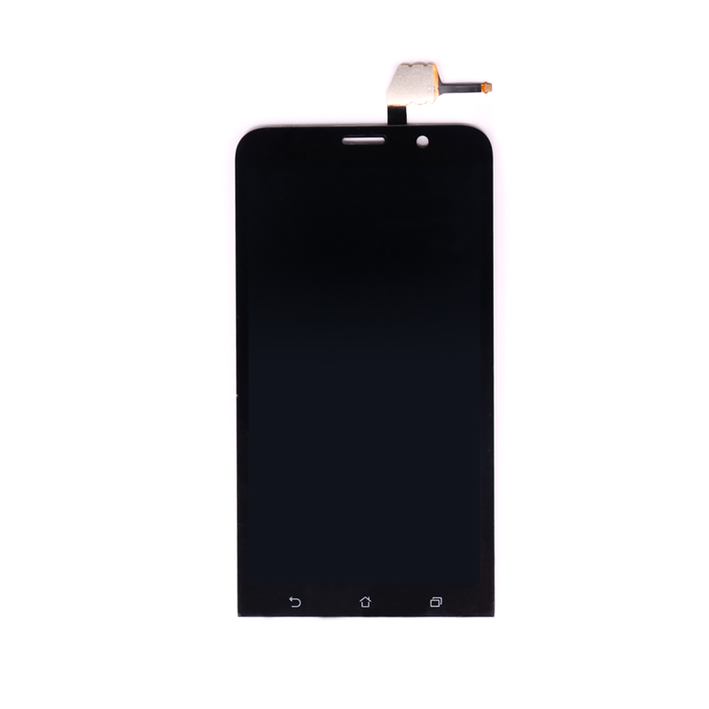 10pcs/lot 5.5black For Asus Zenfone 2 Ze550ml Lcd Display Touch Screen Digitizer Assembly 100% Test Free Shipping Dhl Ems Crease-Resistance Mobile Phone Parts Mobile Phone Lcds
