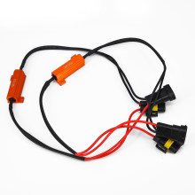 Accessories H8 H11 Led Drl Fog Light Canbus Error Free 50w Load Resistor Decoders Cancellers