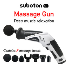Electronic Therapy Body Massage for Gun High Frequency Vibrating deep muscle massage Relaxing Relief Pains Massager