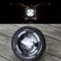 Universal Motorcycle Headlamp Day Time Light Motorcycle Front Light