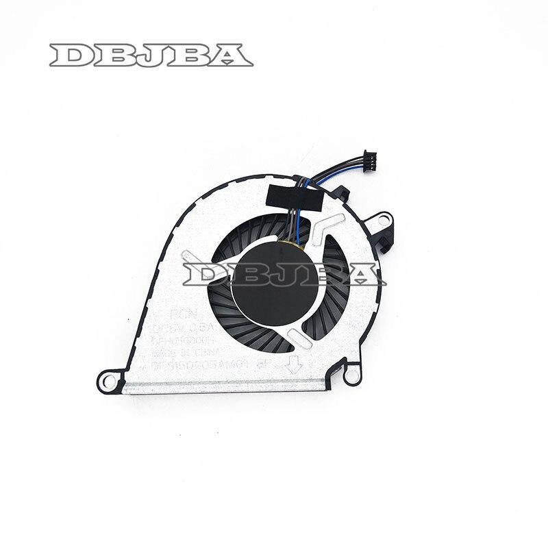 NOUVEAU ventilateur CPU POUR HP OMEN 15-AX 15-AX020 15-AX252 15-AX039 15-AX253 15-AX030TX TPN-Q173 CPU VENTILATEUR DE REFROIDISSEMENT 858970-001