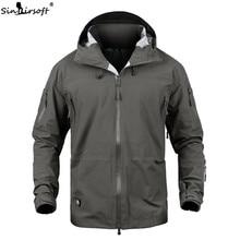 Новая одежда мужская куртка Пальто Военная одежда Тактическая Верхняя одежда Армия США Дышащий Нейло Лучши�