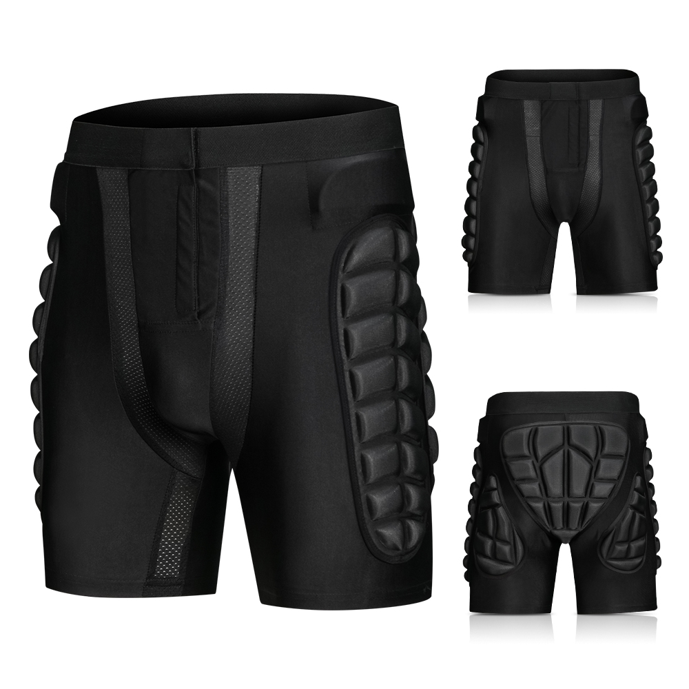 Hip Butt Protection Padded Shorts Armor Hip Protection Shorts Pad Snowboarding Skating Skiing Riding Hip Protection Shorts