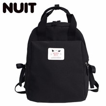 Female Oxford Backpack Bag Woman Both Shoulders Bags College Student Large Capacity Campus Schoolbags High