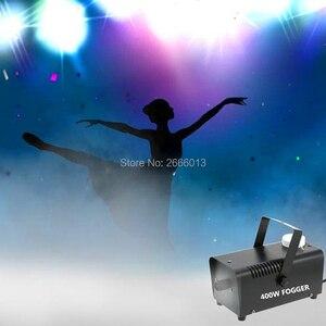 Image 5 - Machine à fumée 400W/Mini Machine de désinfection datomisation à télécommande sans fil/éjecteur de fumée détape/brumisateur détape de Disco de DJ