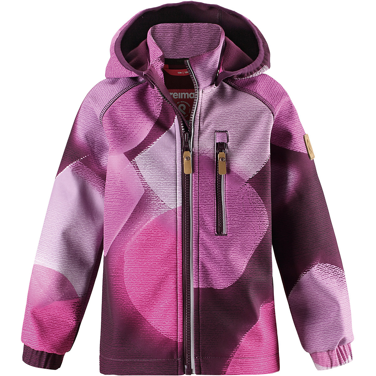 REIMA Jackets & Coats 8688822 for girls baby clothing winter warm boy girl jacket Polyester scotch ccwz brand business thick winter jacket men parkas warm overcoat outerwear casual jackets and coats for men clothing 9907