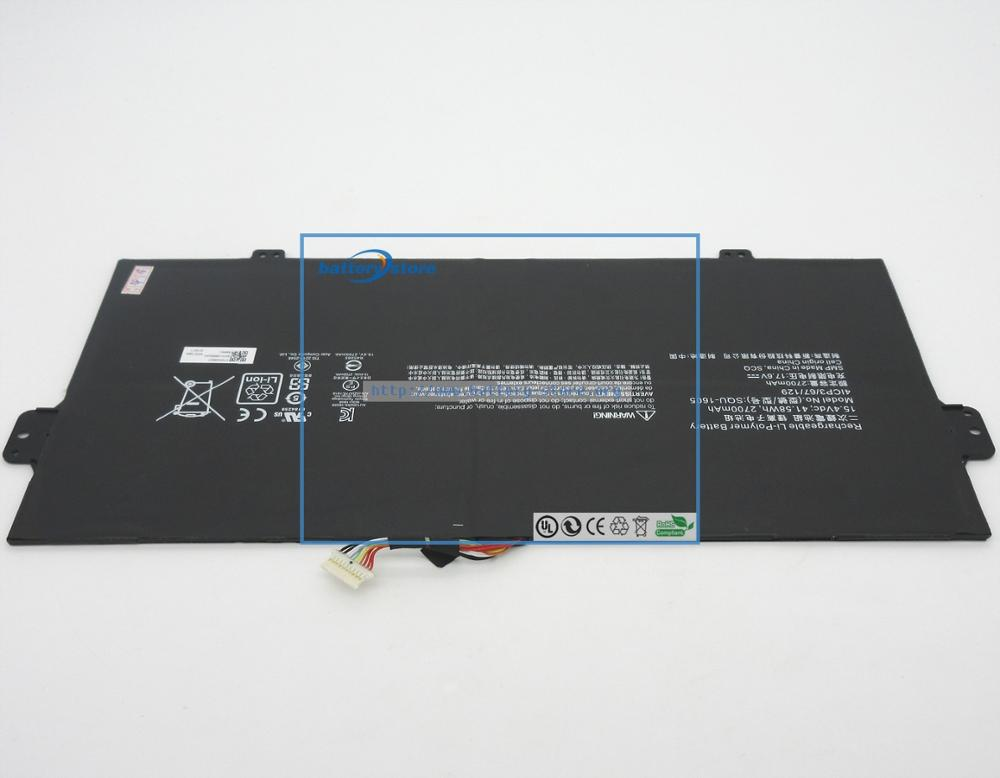 Aliexpress.com : Buy New Genuine laptop battery SQU 1605 41CP3/67/129 for Acer Swift 7, for ACER