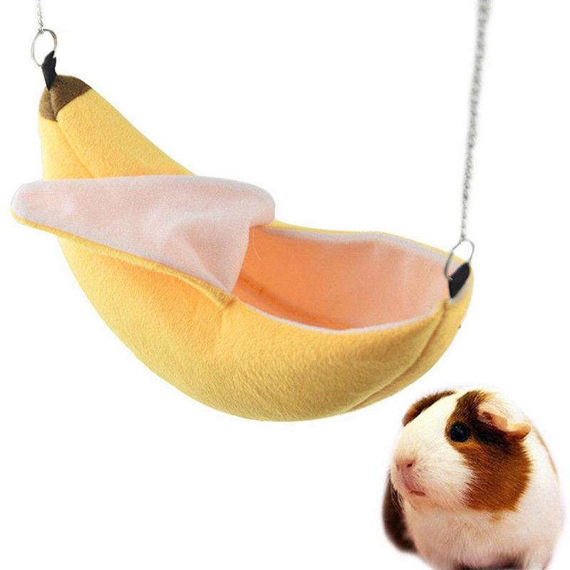Hot Sale Warm Hamster Hanging House Hammock Cage Pet Rat Birds Swing Sleep Nest Bed Pet Products