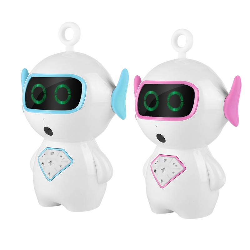 High Quality Early Education Intelligent Robot Voice Control RC Robot Toy For Baby Child  New Voice Robots 2019 New Style(China)