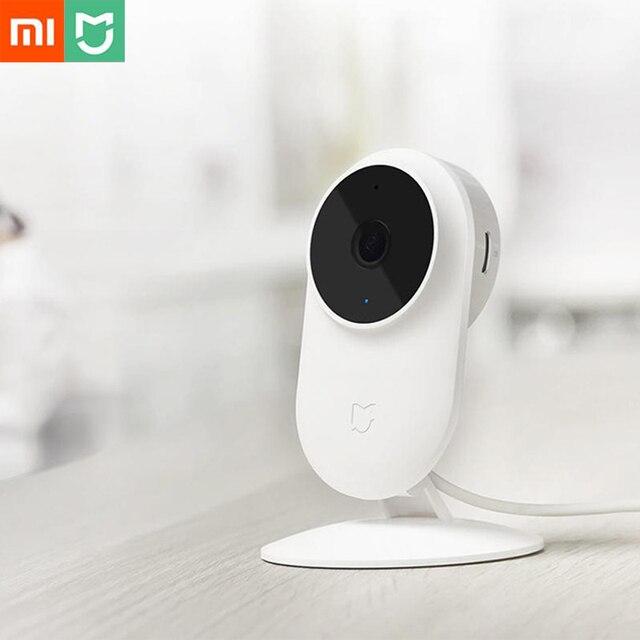 Xiaomi Mijia SXJ02ZM 1080P FHD Smart IP Camera 130 Degree FOV AI Detection 10m Infrared Night Vision WiFi Remote Control