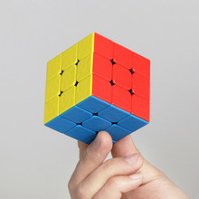 Shengshou 3x3x3 Mr. M Magnetic Neo Cube Magic Twisty Puzzle Toy Colorful Stickerless Puzzles For Children Toys Cubo