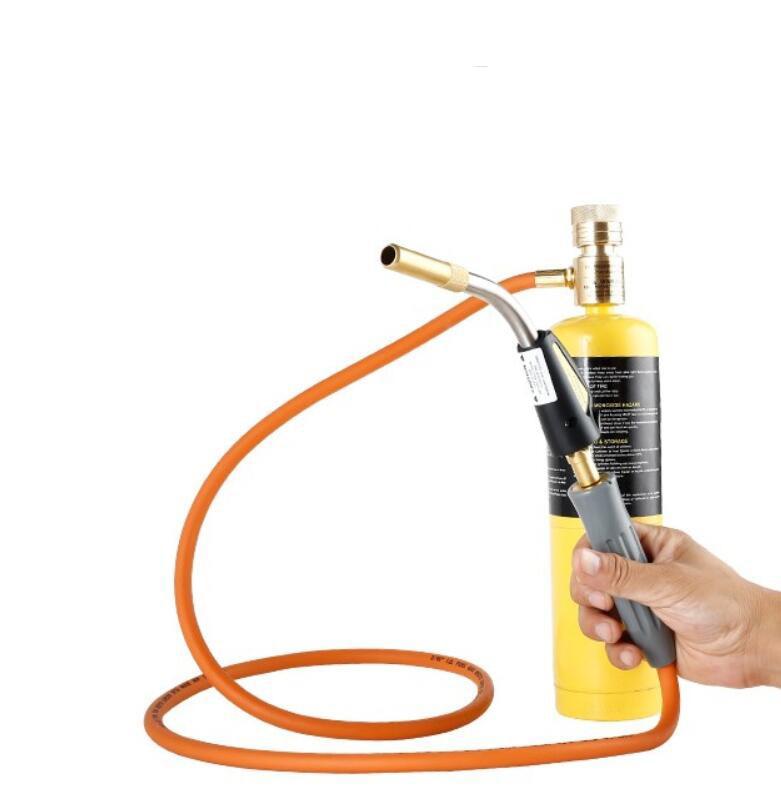 Réglable flamme Mapp GAZ TURBO Torche Brasage Souder propane soudure plomberie