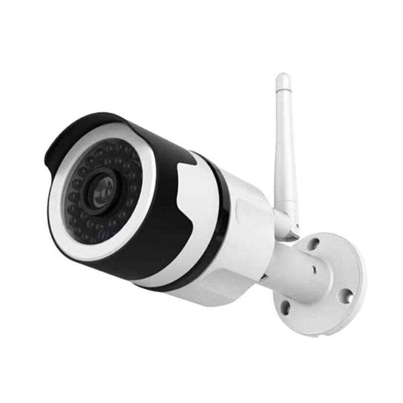 H6003 Wireless WiFi IP Camera IR Night Vision Waterproof Outdoor CCTV Bullet Surveillance Camera US PlugH6003 Wireless WiFi IP Camera IR Night Vision Waterproof Outdoor CCTV Bullet Surveillance Camera US Plug
