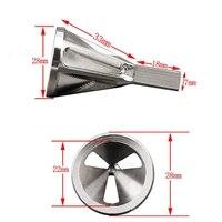 שינוי מהיר hex פלדת כלי להסרת שבבים חיצונית chamfer הסר Bolt גודל 8-32 Fit כלי Burr, מקדח טוויסט 5pcs Hex Shank סט מהיר שינוי וו (4)