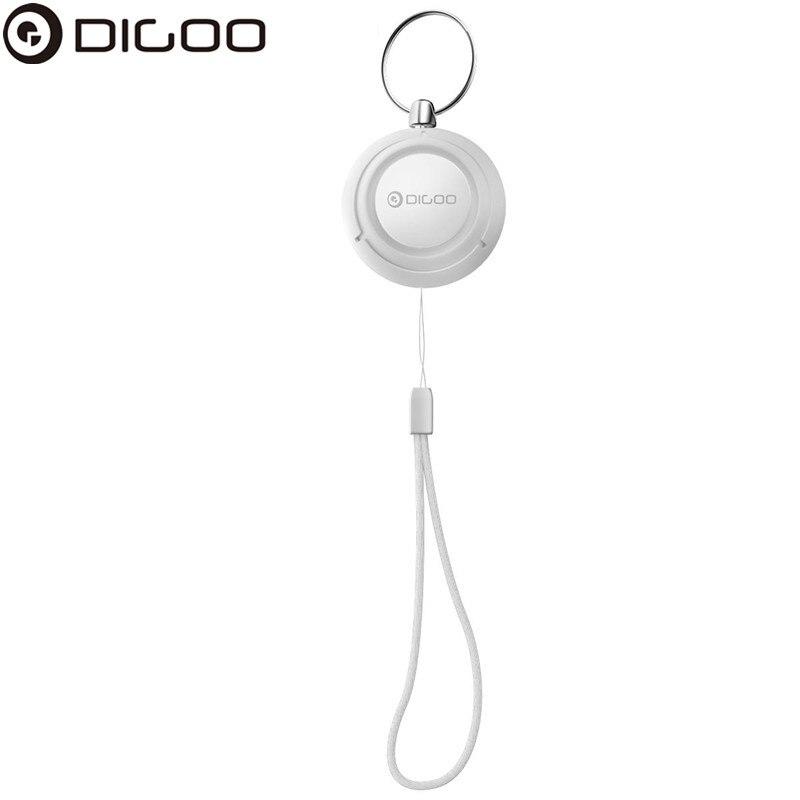 Digoo Dg-pa01 Selfdefense Schutz Alarm Tragbare Outdoor Kind Anti-verloren Alarm Mädchen Frauen Anti-angriff Sicherheit Schützen Alarm Einfach Und Leicht Zu Handhaben