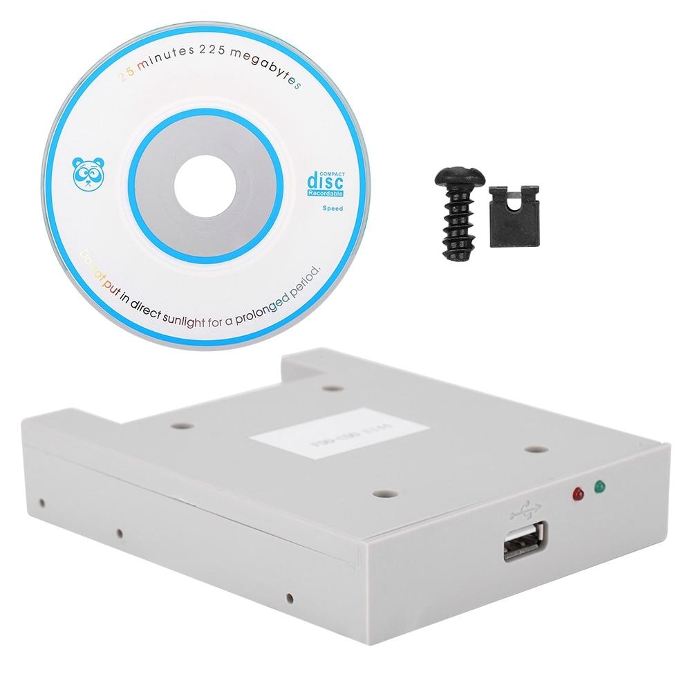 FDD-UDD U144 1.44MB USB SSD Floppy Drive Emulator For Industrial Controllers
