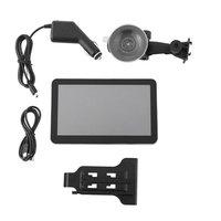 7 inch Car GPS Navigation 8G ROM Navigator Europe Maps with Sunshade High Sensitive GPS Receiver For Car Truck