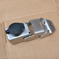 stainless steel lock side box tool case lock bag part hardware Motorcycle Aluminum alloy trunk fixed buckle diy handmade