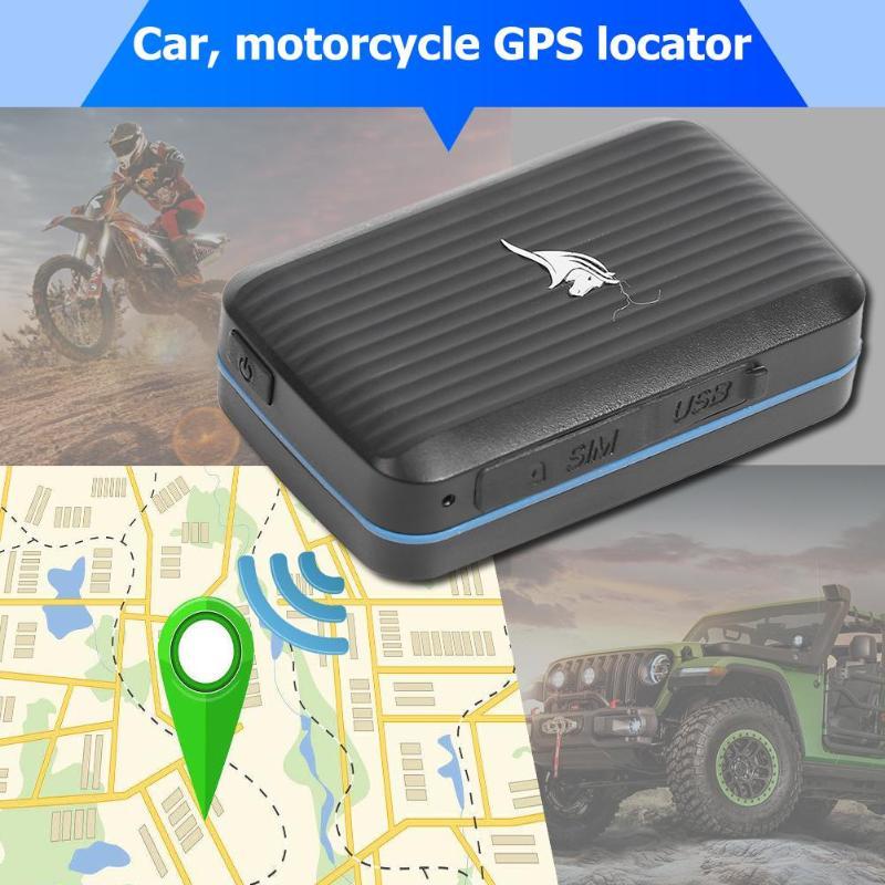 N1 GSM Mini fort magnétique GPS Tracker localisateur voiture véhicule enregistrement à distance suivi Anti-perte dispositif GPS + BD + LBS + AGPS + wi-fi