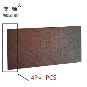Image 2 - 4p 18650 Li Ion Batterie Anode Isolierung Dichtung Isolator Ring Hohl Punkt HENGCHANG Dropshipping