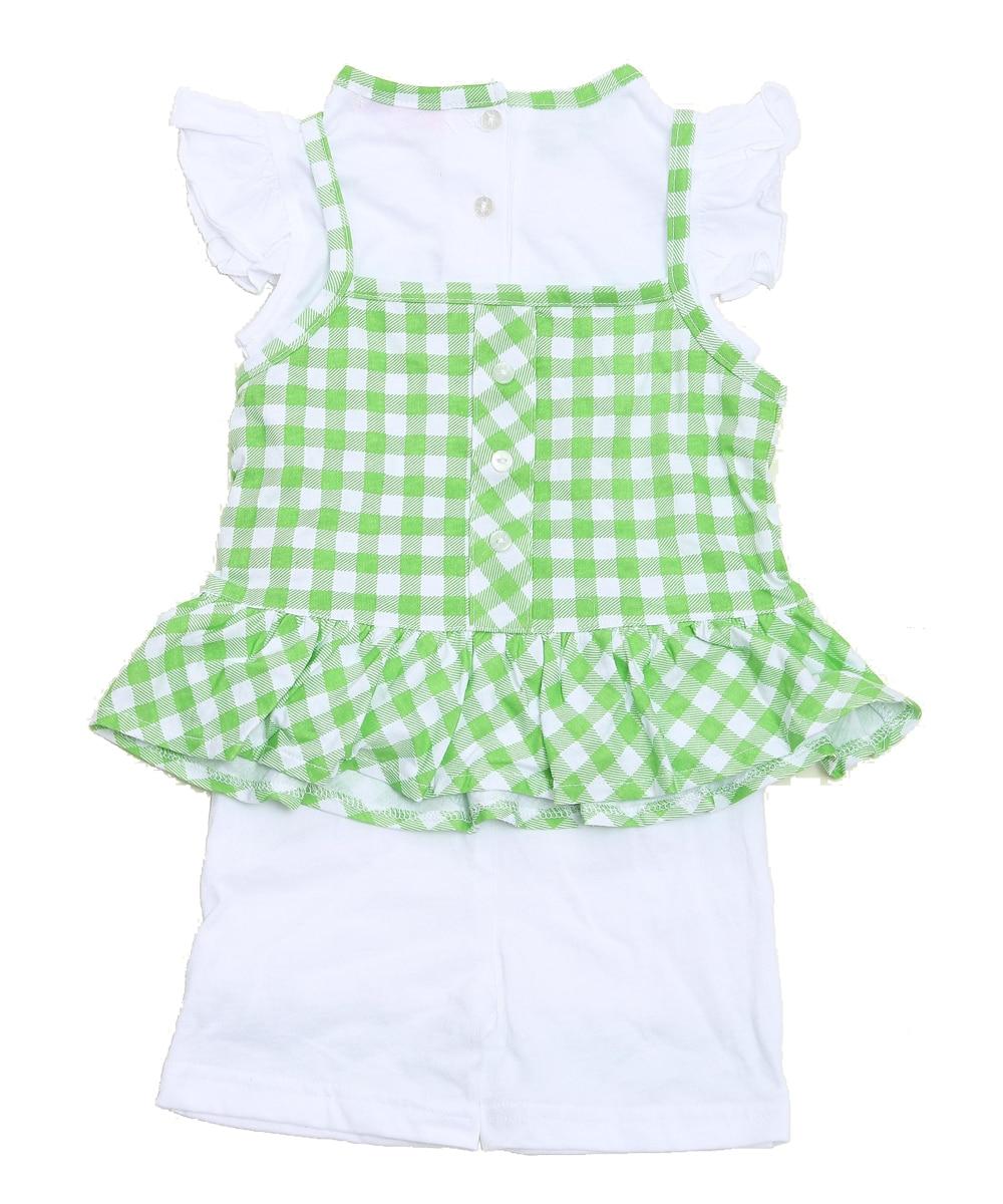 2019 Modna dječja odjeća Set za malu djecu Djevojka odjevena 3 - Odjeća za bebe - Foto 4