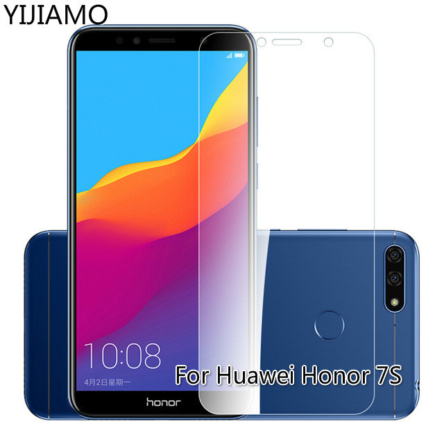 2.5D 9H Protective Glass Film For Huawei Honor 7S Screen Protector Explosion-proof Tempered Glass For huawei honor 7s 7 S Case2.5D 9H Protective Glass Film For Huawei Honor 7S Screen Protector Explosion-proof Tempered Glass For huawei honor 7s 7 S Case