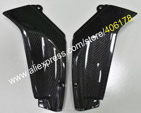 Hot Sales,Carbon Fiber Head Intake Tube Duct Cover For Yamaha YZF1000 R1 1998 1999 2000 2001 YZF R1 Aftermarket Motorbike Parts