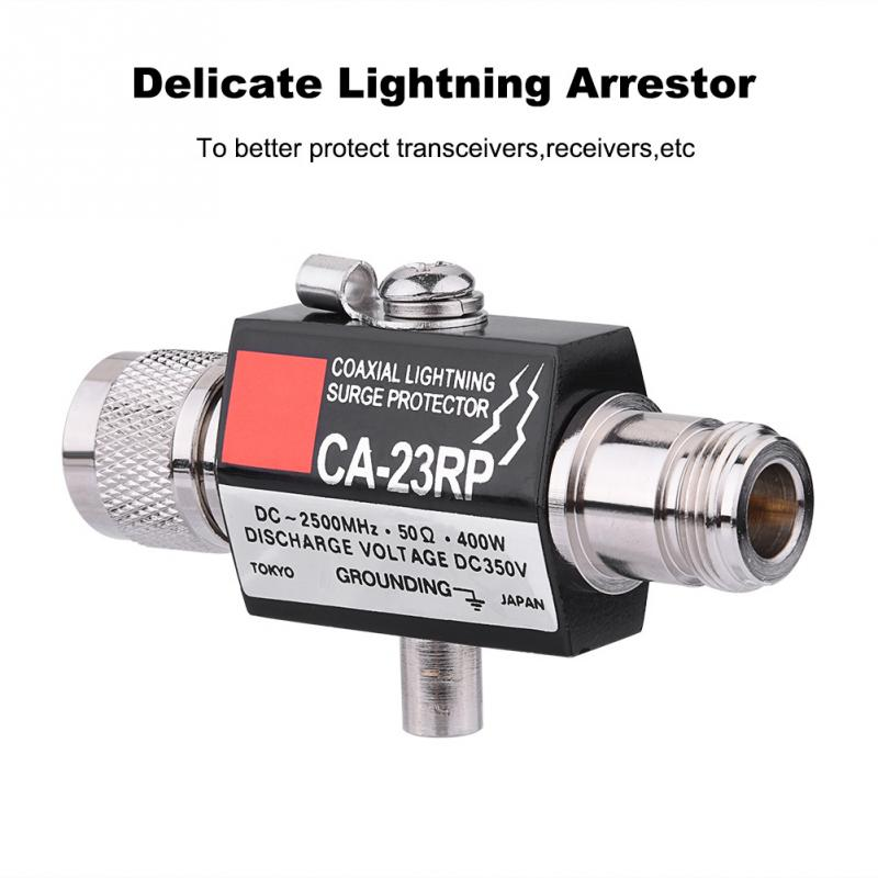 VBESTLIFE Arrestor Lightning Surge Protector Male Plug