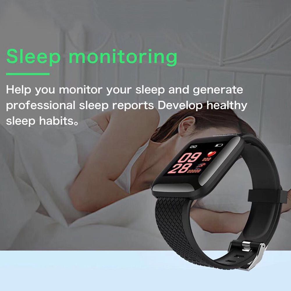 Smart Band Sport Bracelet Fitness Tracker reloj inteligente Wristband Monitor Heart Rate Monitor in Smart Wristbands from Consumer Electronics