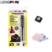 Brand LENSPEN LP-1 Dust Cleaner Camera Cleaning Lens Pen Brush kit for Canon Nikon Sony Filter DSLR SLR DV