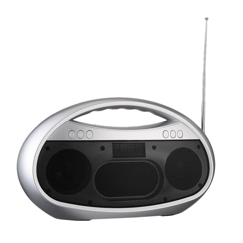 HIFI Stereo 3D Speaker Built-in Battery Bluetooth Bass Portable Speaker With Call Phone Hands-free Function Speaker FM Card