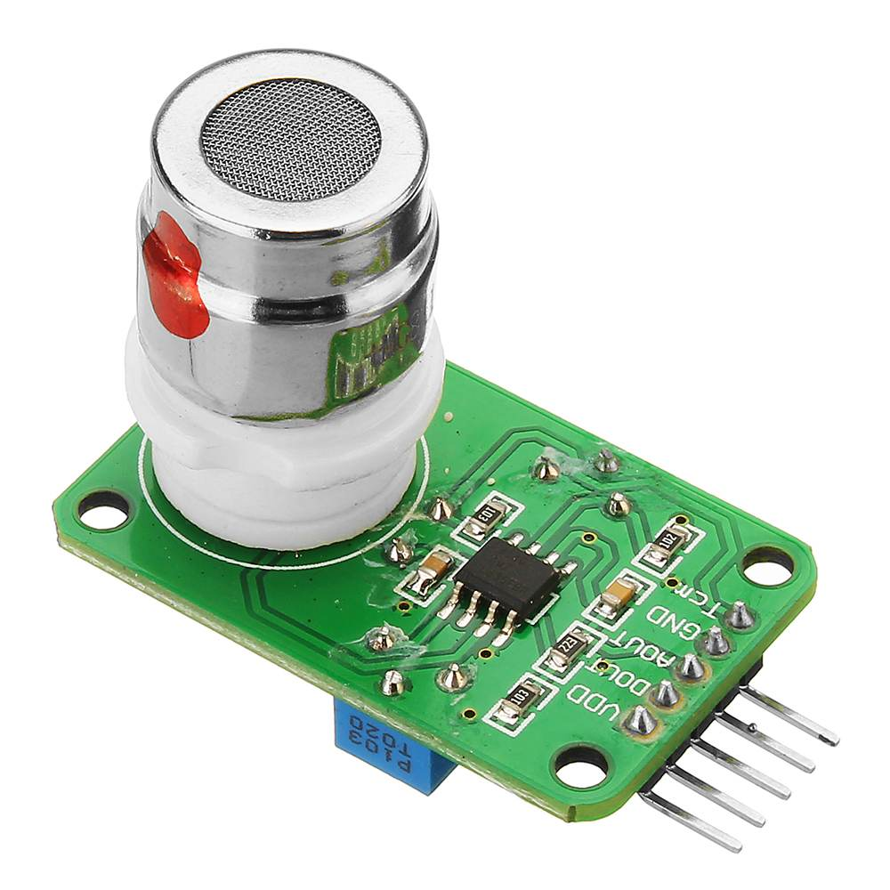 MG811 Carbon Dioxide Gas CO2 Sensor Module Detector With Analog Signal Temperature Compensated OutpuMG811 Carbon Dioxide Gas CO2 Sensor Module Detector With Analog Signal Temperature Compensated Outpu