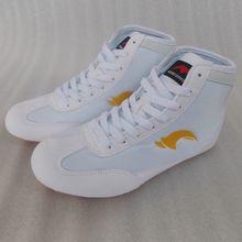 Домашняя обувь с мягкой подошвой для тяжелой атлетики; профессиональная обувь для бокса; кроссовки для тренировок; спортивные ботинки; A9058