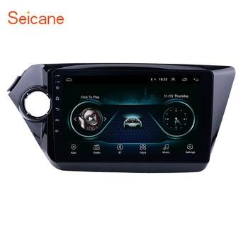 Seicane 9 inch Android 8.1 Touchscreen GPS Navigation Radio Multimedia Player For 2011 2012 2013 2014 2015 KIA K2 RIO