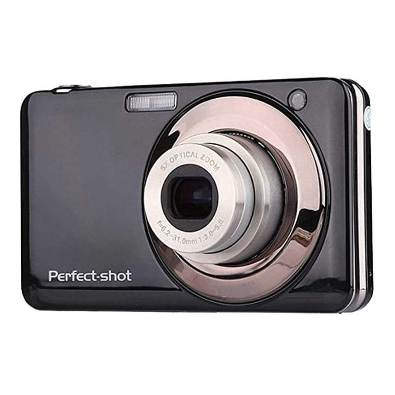Цифровая камера V600 2 7 дюймов Tft 20Mp 1280X720 Hd видеокамера   