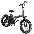 Европейский склад 2 колеса Fat Tire 500 Вт электрический велосипед с 48 В 15ah съемный аккумулятор для электрический велосипед для взрослых цикл