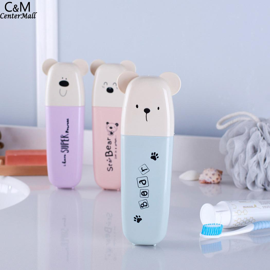 Bathroom Accessories Cartoon So Light Easy Carry Portable
