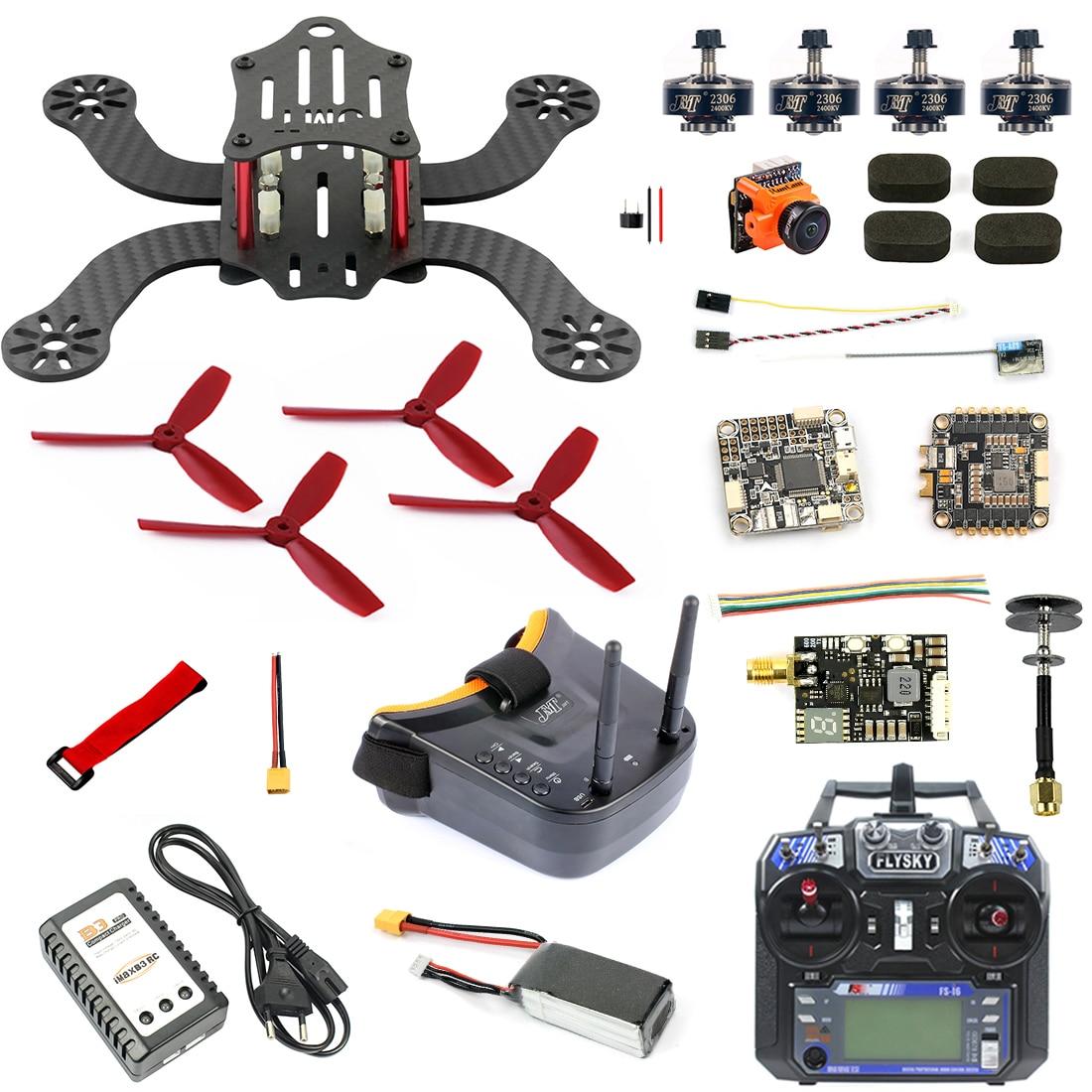 Drone quadrirotor de course Mini F4 Pro OSD RC FPV 194mm avec 4 en 1 30A ESC RunCam 600TVL/700TVL BNF RTFDrone quadrirotor de course Mini F4 Pro OSD RC FPV 194mm avec 4 en 1 30A ESC RunCam 600TVL/700TVL BNF RTF
