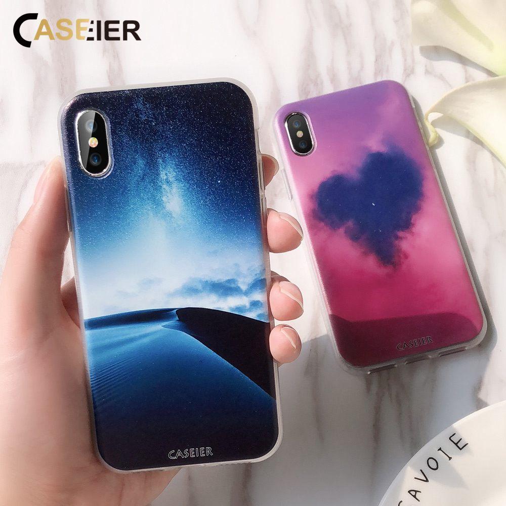 CASEIE Ultra-Thin Cases For Samsung A5 A7 J5 J7 2016 2017 Soft TPU Galaxy S8 S9 Plus S6 S7 Note 8 9 5 Fundas