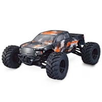 HBX 12813 1/12 2.4G Four wheel Drive Electric 33km/h Brushed Rc Car Big Foot Off road Vehicle Model RTR Toy For Kids Gift