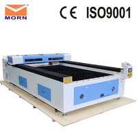 MORN CNC Mix CO2 Laser Engraving Machine For Carbon Steel/Nonmental/Stainless Steel 150W/180W/280W/300W