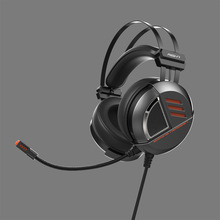 Game Headset Head A Type Of Gaming Computer  Notebook Serious Bass