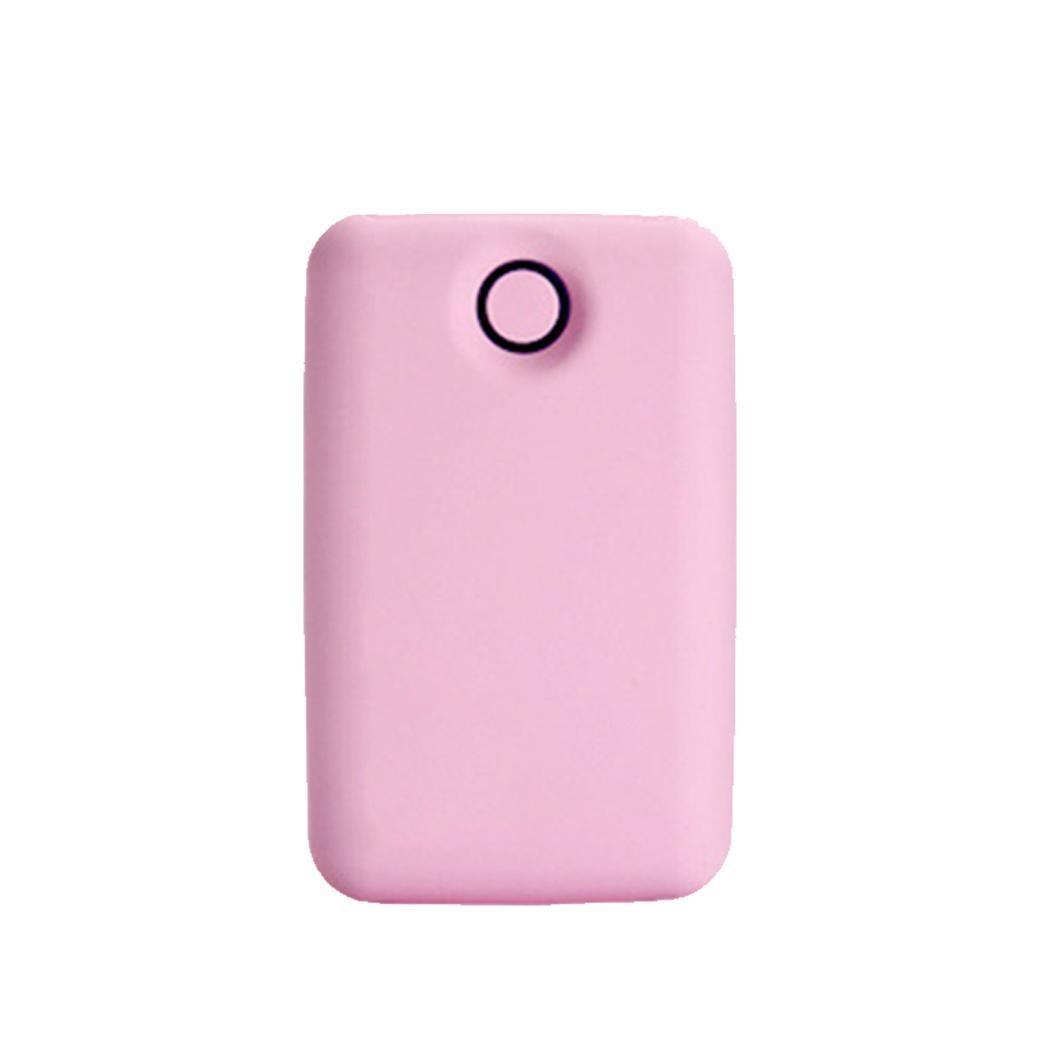 Portable Mini 7800mAh Smartphones Dual USB Ports 85% -10-60 Degree 5V 2A 5V 1A, 5V 2A Power Bank