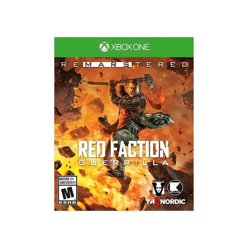 Game Deals xbox Red Faction Guerrilla Re-Mars-tered
